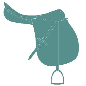 green-saddle