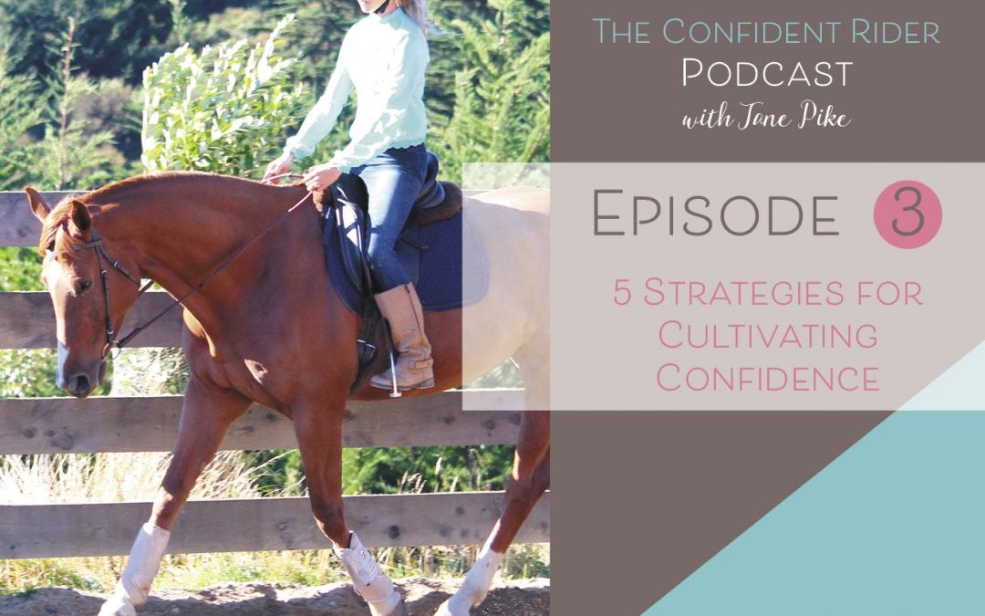 Episode 3 – 5 Strategies for Cultivating Confidence