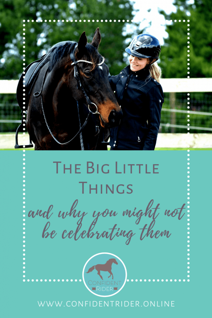 The Big Little Things
