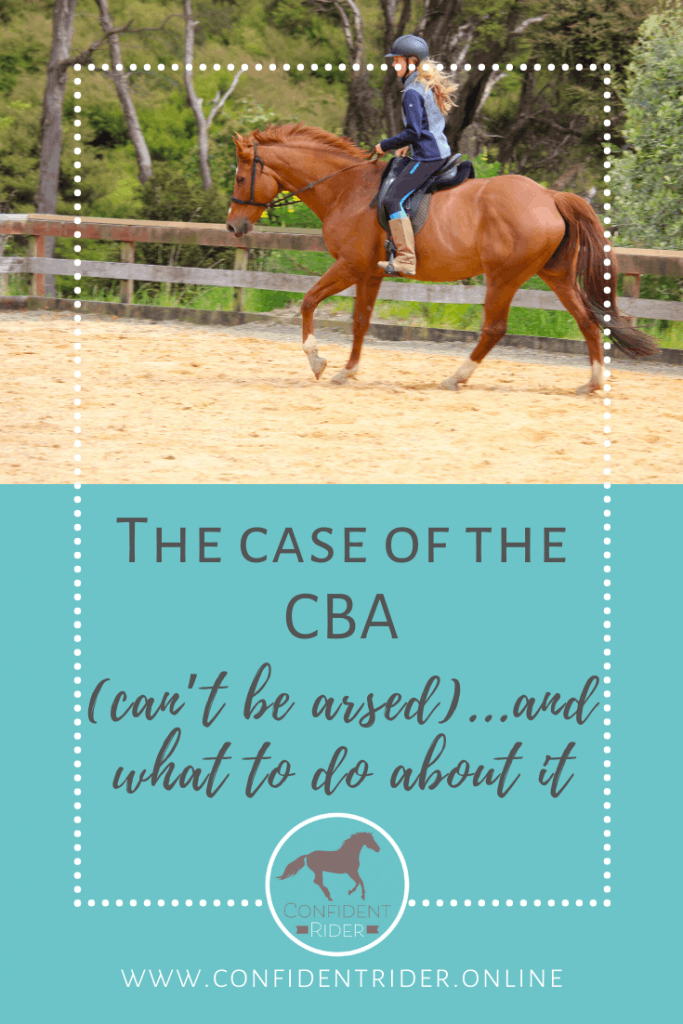 The case of the CBA